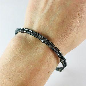 Jewelry - Beaded Memory Wire Bracelet